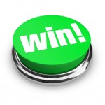 WIN Green button online